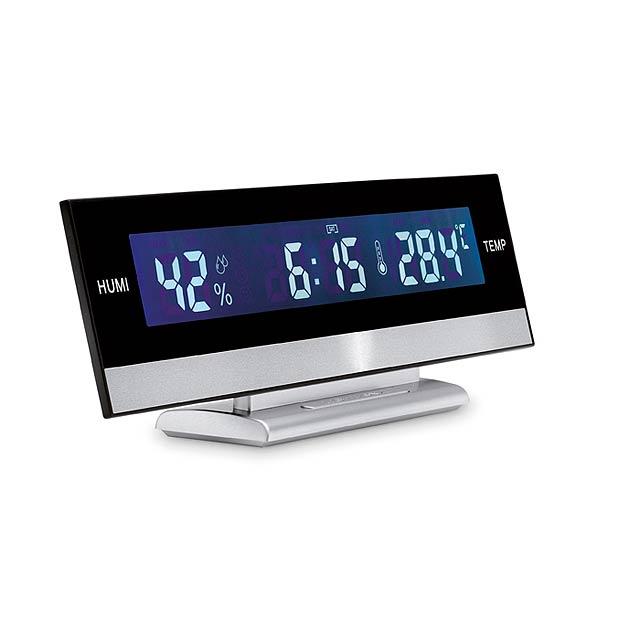 Digital weather station  - matt silver