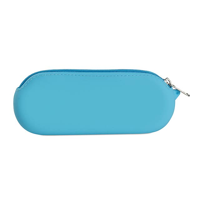 Silikonové pouzdro - modrá