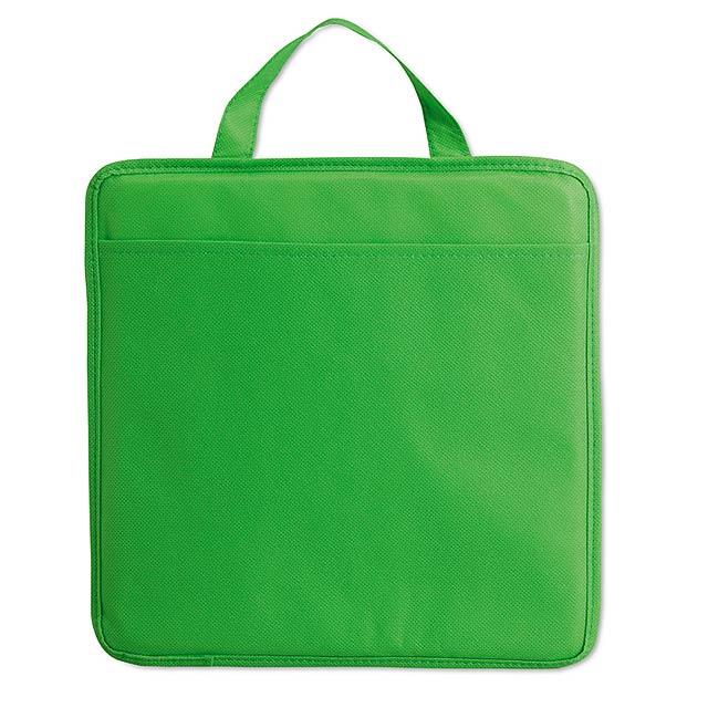 Sedací rohožka  - zelená
