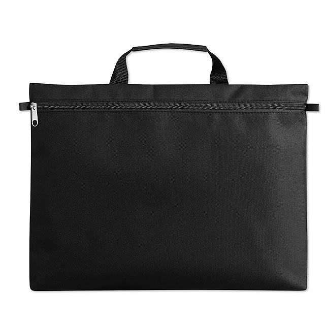 Taška na dokumenty  - černá