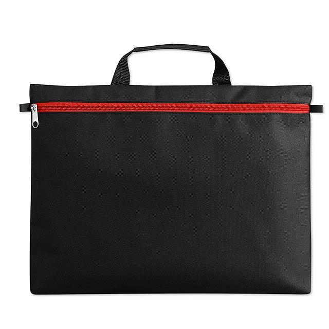 Taška na dokumenty  - červená