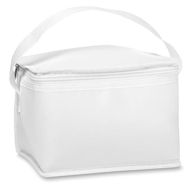 Chladící taška  - bílá
