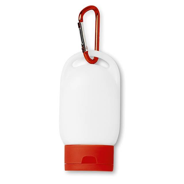 30 ml opalovací mléko SPF30 - SUNCARE - červená