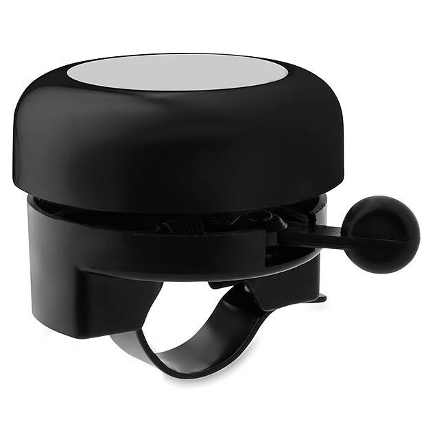 Zvonek na kolo - RINGRING - černá