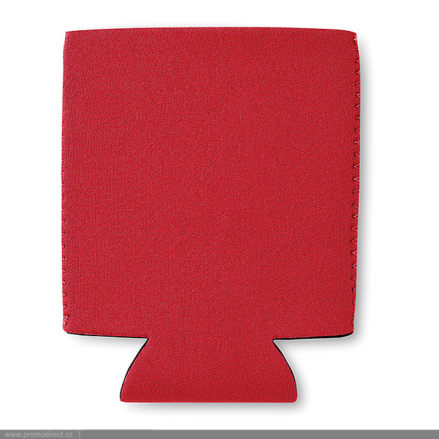 Foam insulator can holder  - red