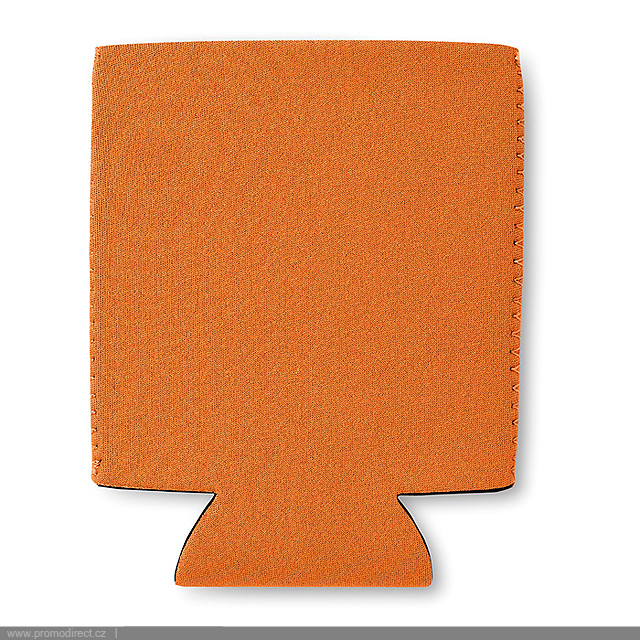 Foam insulator can holder  - orange