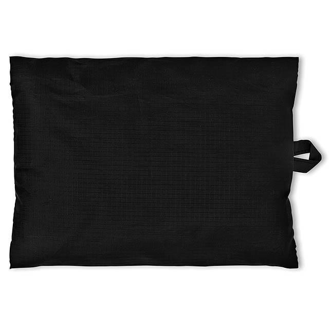 Cestovní polštář  - černá