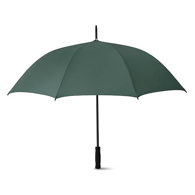 Deštník - zelená
