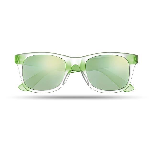 Sluneční brýle - AMERICA TOUCH - zelená
