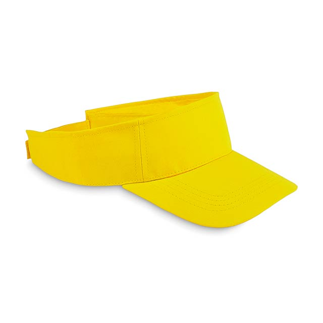 Kšilt - SHADOW - žlutá 75320b5a3d