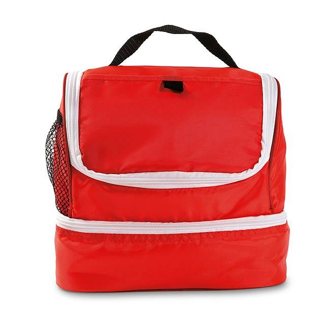 Chladící taška - BORACAY - červená