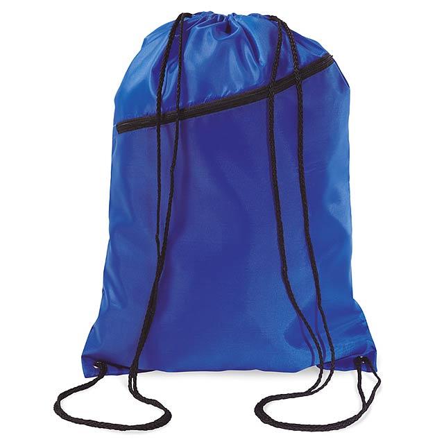 Velký batoh se šňůrkami - BIGSHOOP - královsky modrá