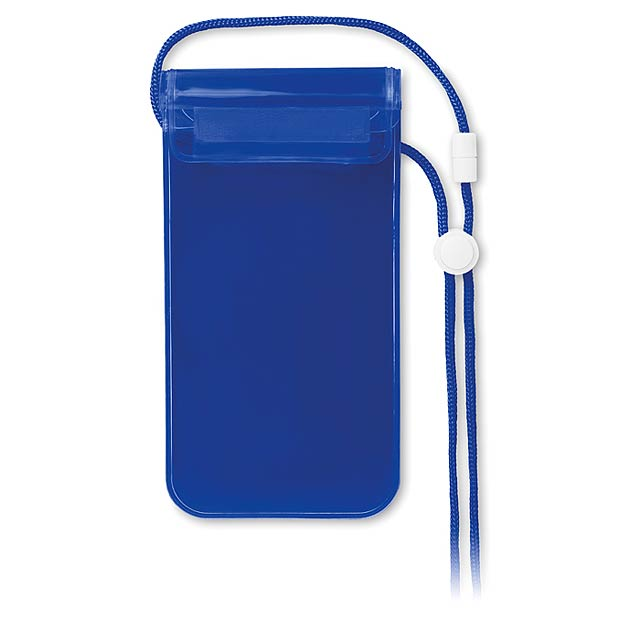Pouzdro pro smartphone - COLOURPOUCH - transparentní modrá