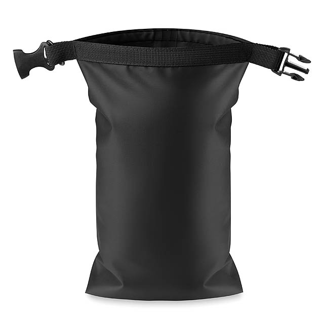 Voděodolný vak PVC malý - SCUBADOO - černá