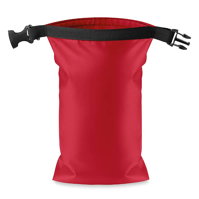 Voděodolný vak PVC malý - SCUBADOO - červená