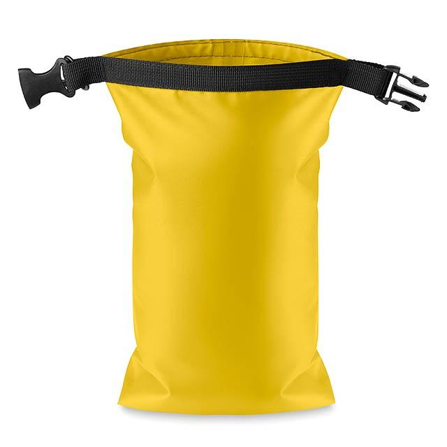 Voděodolný vak PVC malý - SCUBADOO - žlutá