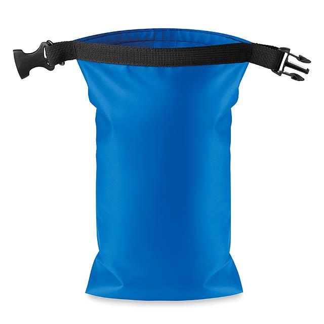 Voděodolný vak PVC malý - SCUBADOO - královsky modrá