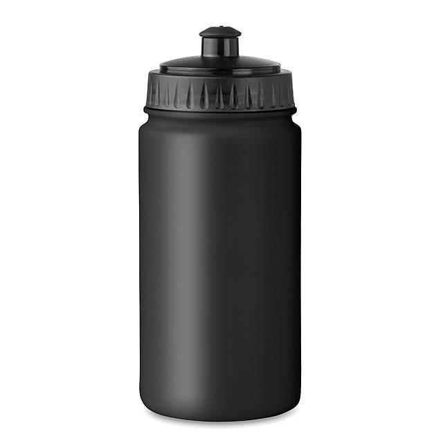 Sportovní láhev - SPOT FIVE - černá