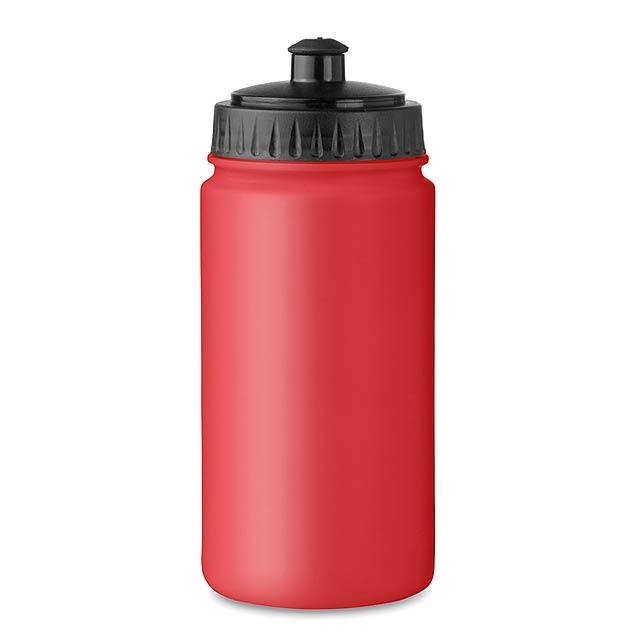 Sportovní láhev - SPOT FIVE - červená