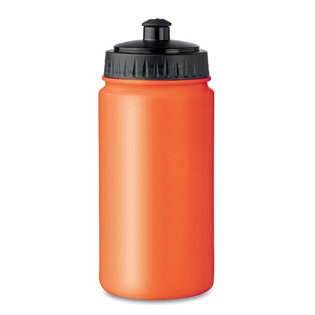 SPOT FIVE - Láhev na pití                  - oranžová