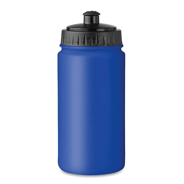 Sportovní láhev - SPOT FIVE - královsky modrá