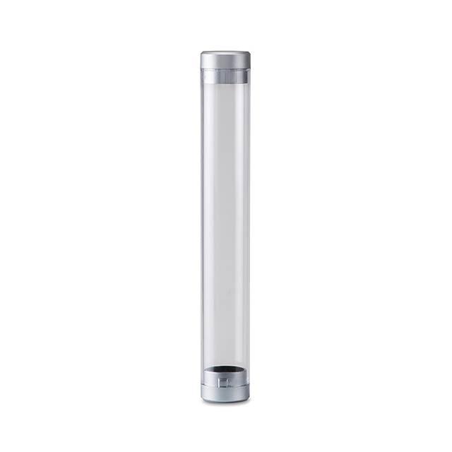 Tube - mattes Silber