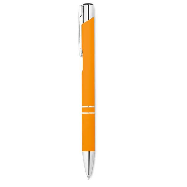 Kuličkové pero                - oranžová
