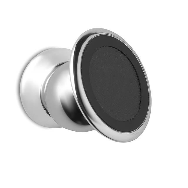 Držák na chytrý telefon- SUPIN - stříbrná