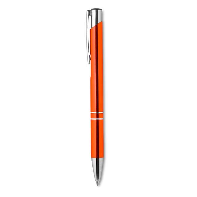 BERN - Kuličkové pero                 - oranžová