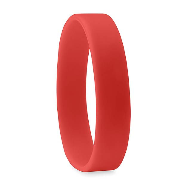 Silicone wristband - EVENT - red