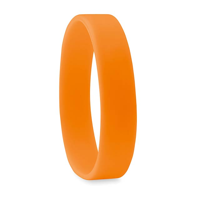 Silicone wristband - EVENT - orange