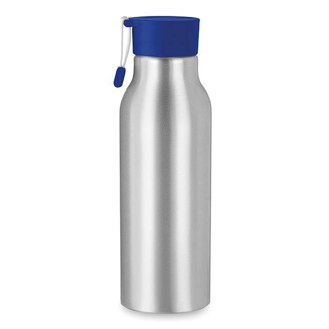 Hliníková lahev 500 ml - MADISON - královsky modrá