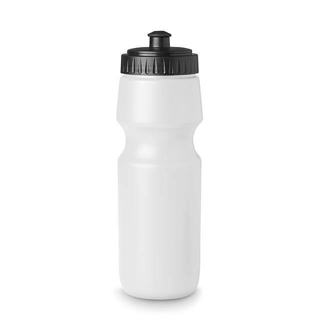 Sportovní lahev 700 ml - Spot Seven - bílá