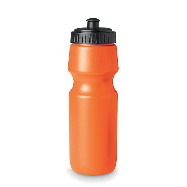 SPOT SEVEN - Sportovní lahev 700 ml         - oranžová