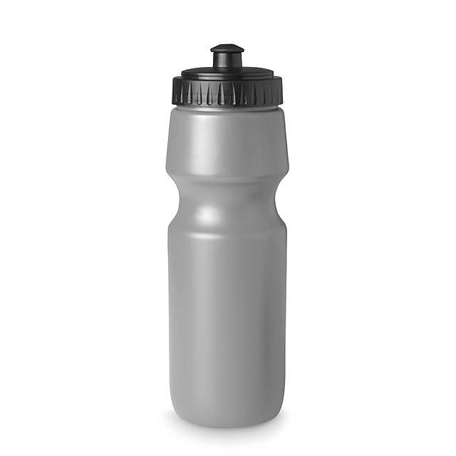 Sportovní lahev 700 ml - Spot Seven - stříbrná mat