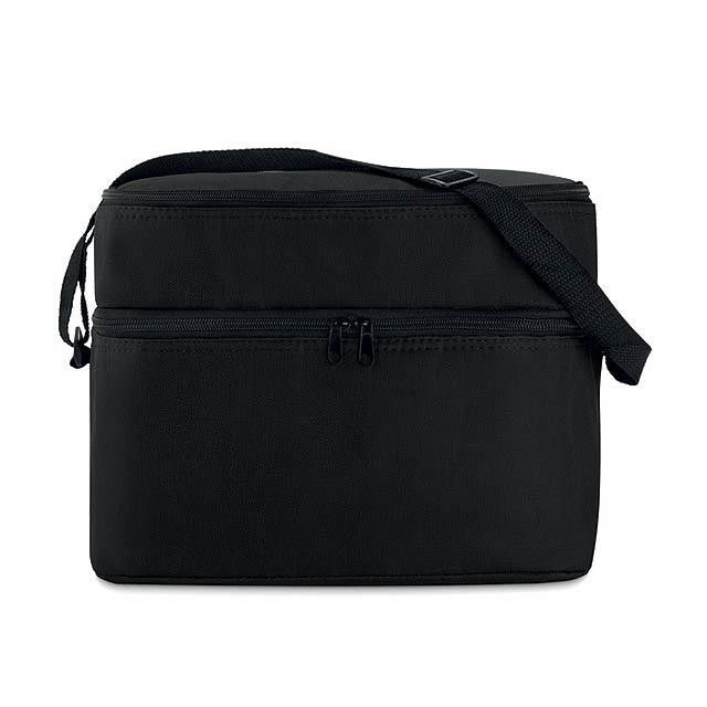 CASEY - Chladící taška                 - černá