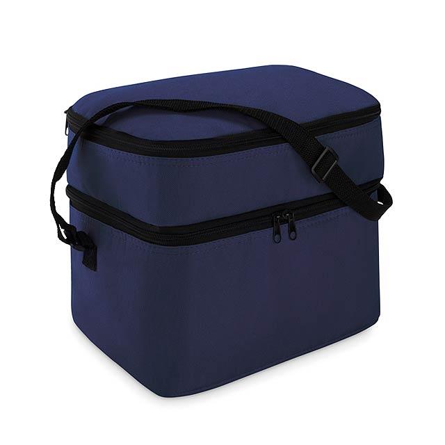 Chladící taška - CASEY - modrá