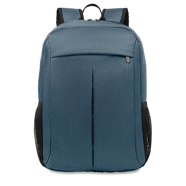 Dvoubarevný batoh - NEON TENY - modrá