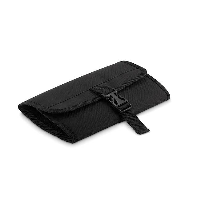 Taška na cestovní potřeby - REISE - černá