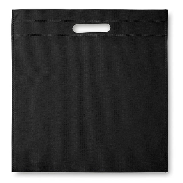 Nonwoven conference bag - GOODIE - black