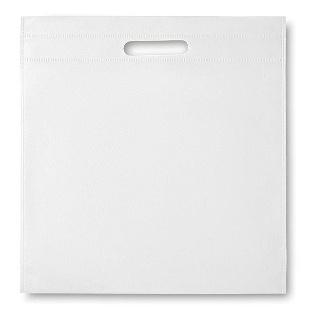 Nonwoven conference bag - GOODIE - white