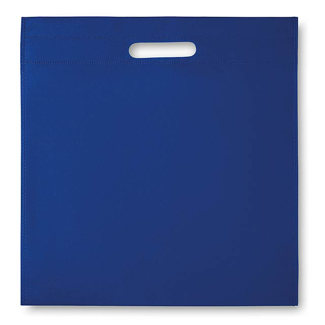 Nonwoven conference bag - GOODIE - royal blue