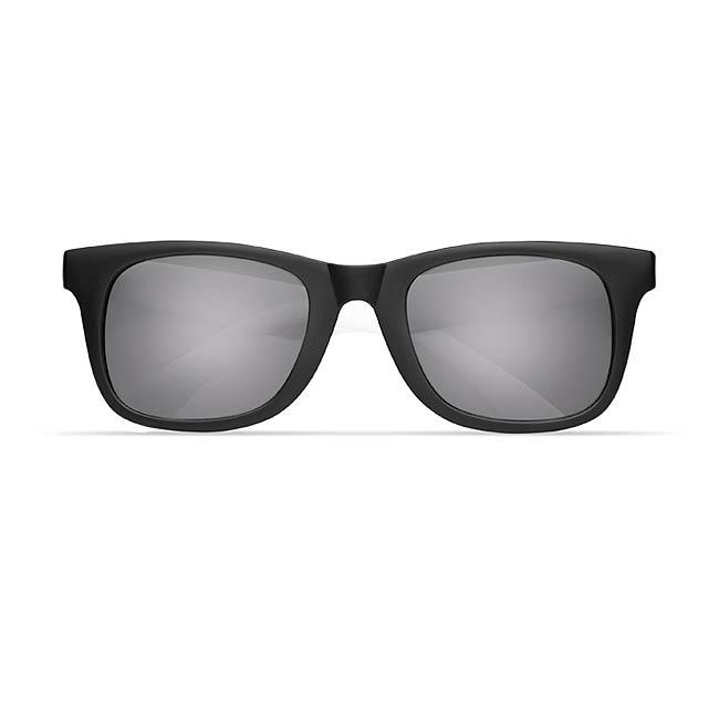 2 tone sunglasses - AUSTRALIA - white