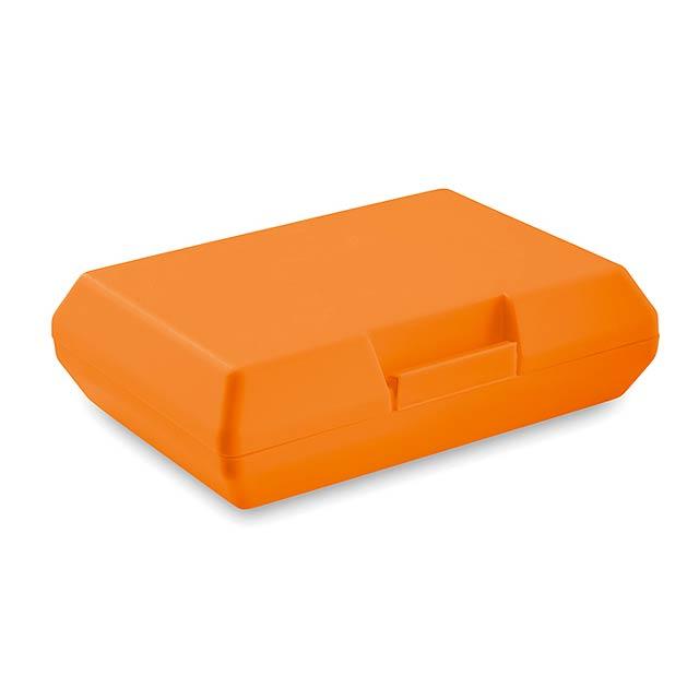 Krabička na oběd - základní - Basic Lunch - oranžová