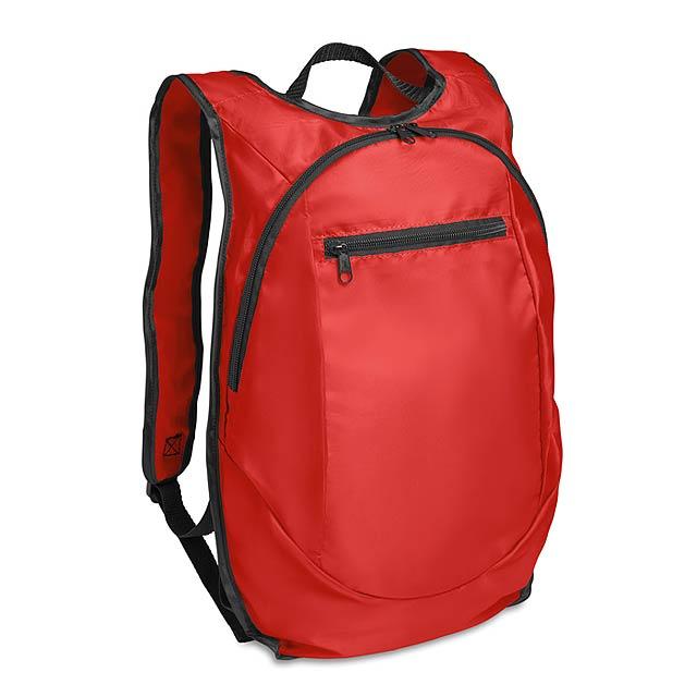 Sportovní batoh- RUNY - červená