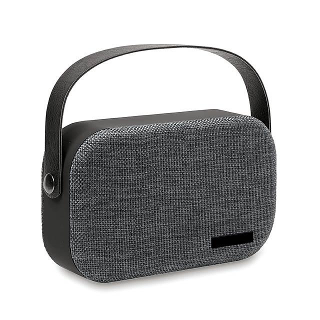 Bluetooth reproduktor - VIENNA-FUNKY - černá