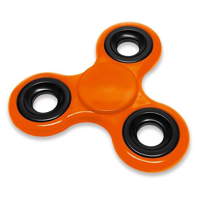 Spinner - SPIN - oranžová
