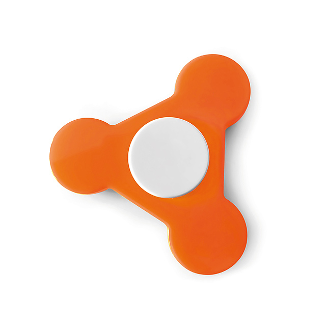 Plastic Spinner  - orange