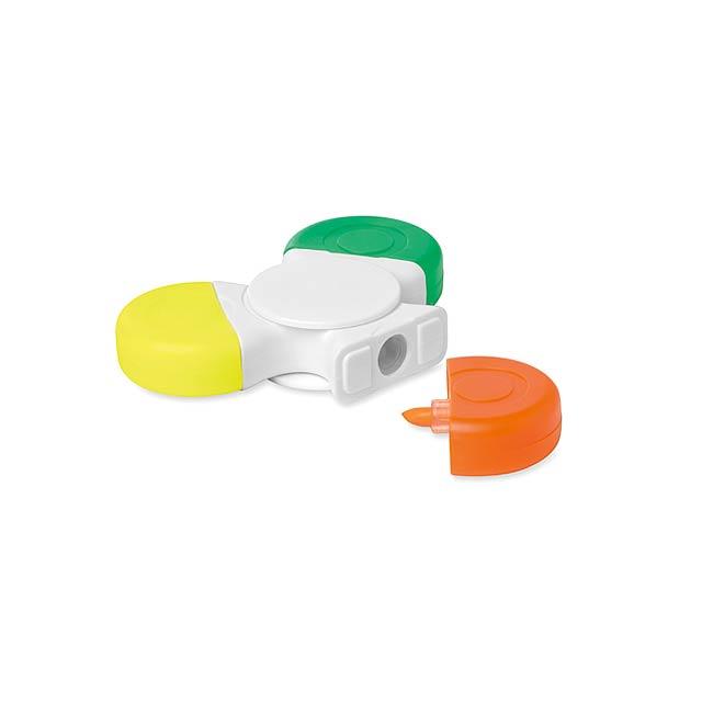 Highlight Spinner - MO9157-06 - white