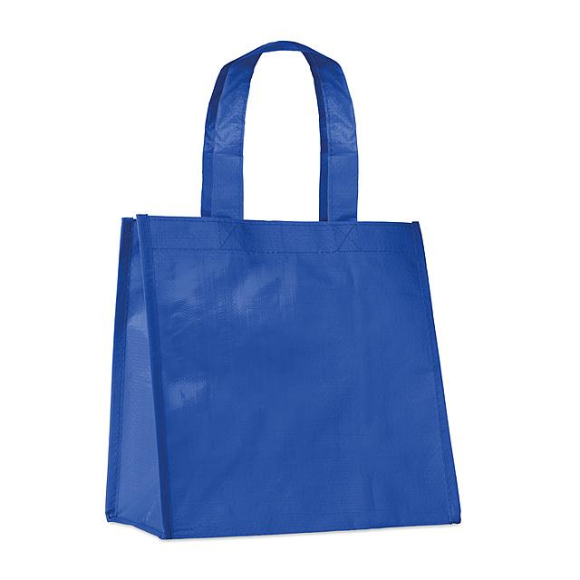 Small PP woven bag - MO9180-37 - royal blue